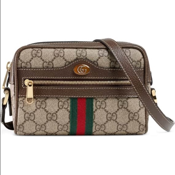 Gucci Handbags - Ophidia Small GG Supreme Crossbody Bag 012309e003ef1